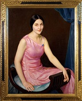 elsa [sold] by william mcgregor paxton
